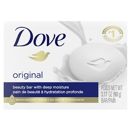 Dove Beauty Bar White