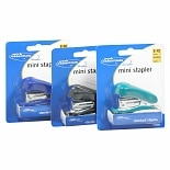 Swingline Work Essentials Mini Stapler Assorted Colors