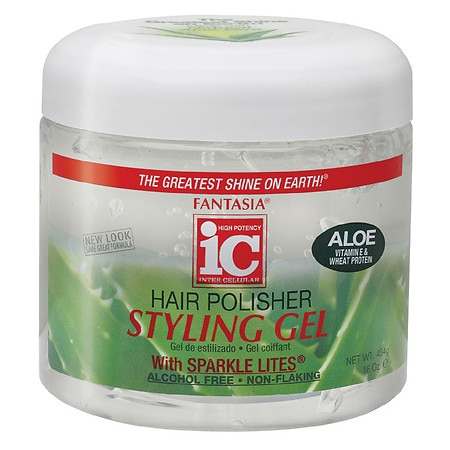 ic styling gel hair fantasia hair polisher styling gel with sparkle lites 3499