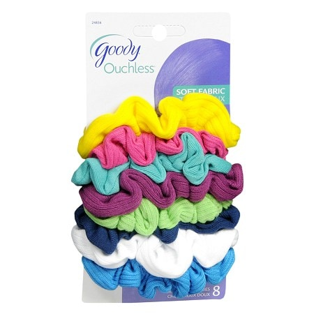 Goody Ouchless Gentle Scrunchies Assorted