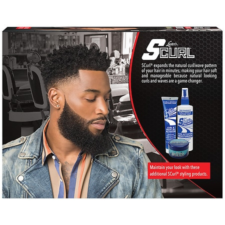 Lusters S Curl Texturizer Kit Extra Strength Walgreens