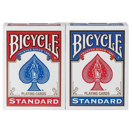 Bicycle Standard Playing Cards 2 Pack