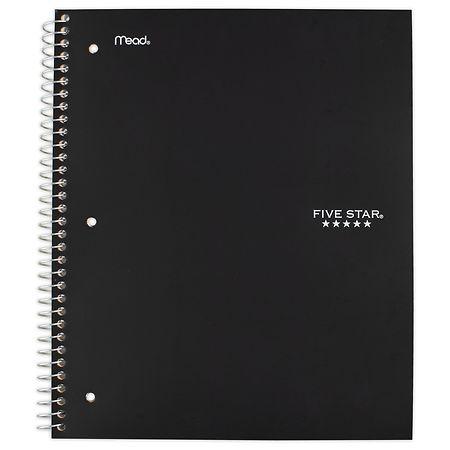 Mead Five Star Notebook - 100 sh.