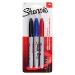 Sharpie Assorted Fine Point Permanent Markers Assorted Colors