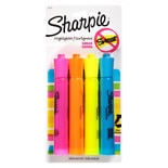 Sharpie Highlighters Assorted Colors Assorted Fluorescent