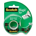 wag-Scotch Magic Tape