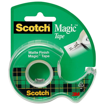 3M Scotch Magic Tape - 1300 in.