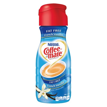 Coffee-mate Coffee Creamer French Vanilla - 16 fl oz