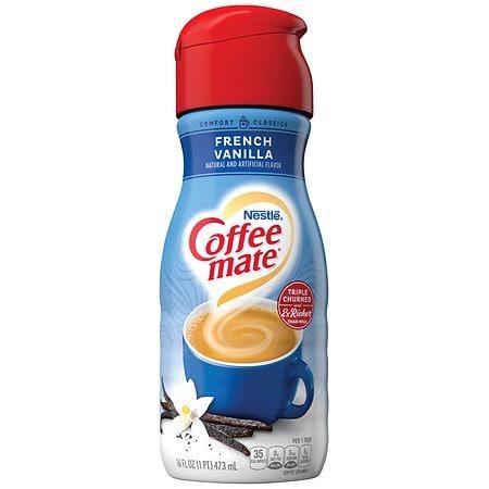 Coffee-mate Coffee Creamer French Vanilla - 16 fl oz