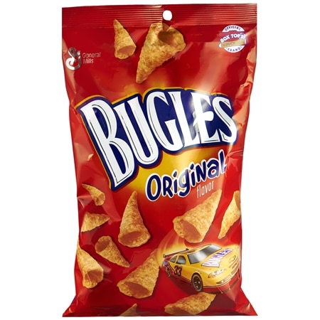 Bugles Crispy Corn Snacks 18