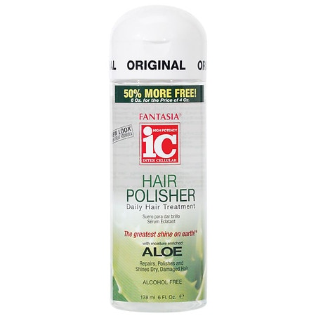 Fantasia ic hair polisher original daily treatment walgreens fantasia ic hair polisher original daily treatment sciox Images