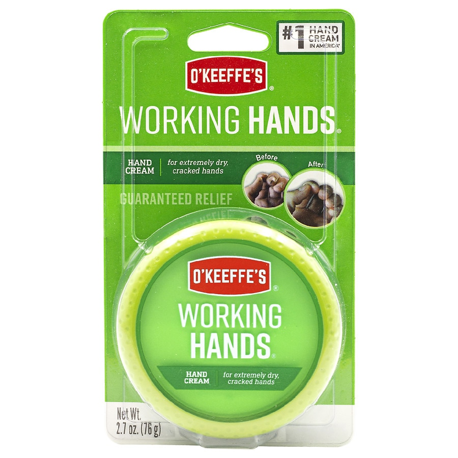 Working hands lotion