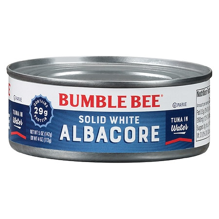 Bumble Bee Solid White Albacore Tuna in Water - 5 oz.