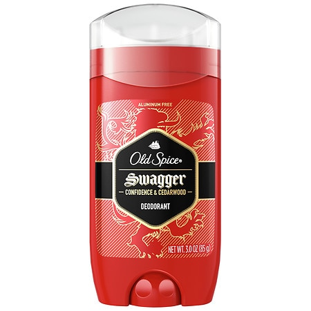 Old Spice Red Zone Collection Men's Deodorant Swagger - 3 oz.