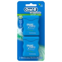 Deals on 4-Pack Oral-B CompleteSatin Floss 54.6yd