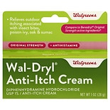 Walgreens Anti-Itch Cream