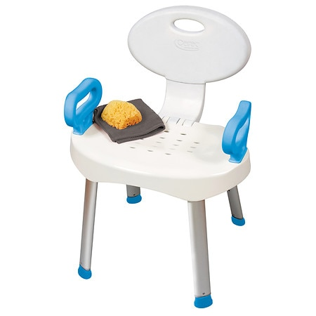 Carex E Z Bath   Shower Seat with Handles. Bath Chairs   Walgreens