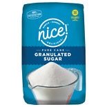 Nice! Pure Cane Granulated Sugar