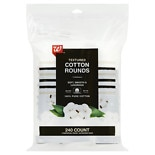 Walgreens Beauty Textured Cotton Rounds