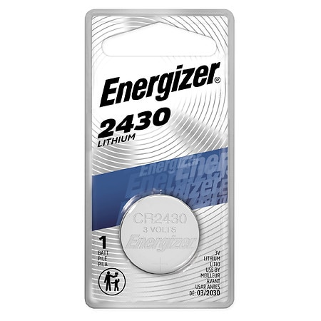 Energizer 2430 Watch/Electronic Lithium Battery