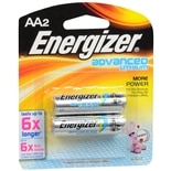 Energizer Advanced Lithium Batteries AA