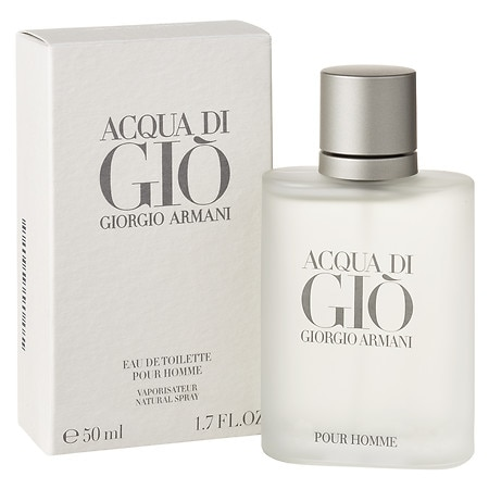 Giorgio Armani Acqua Di Gio Eau De Toilette Spray For Men Walgreens