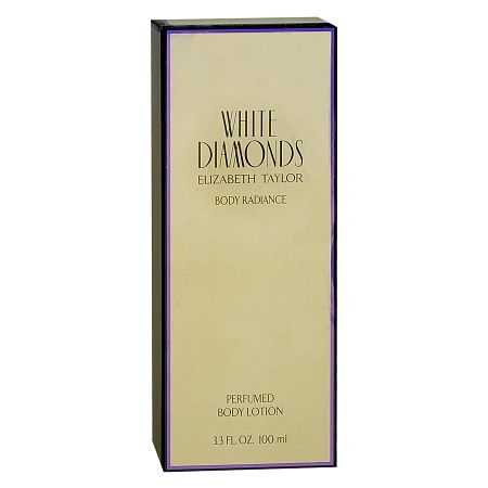Elizabeth Taylor White Diamonds Body Radiance Perfumed Body Lotion