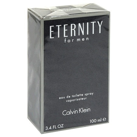 Calvin Klein Eternity Eau De Toilette Spray For Men - 3.4 oz.