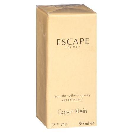 Calvin Klein Escape for Men Eau de Toilette Spray - 1.7 oz.