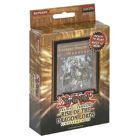 Konami Yu Gi Oh Structure Deck Trading Card Game Walgreens