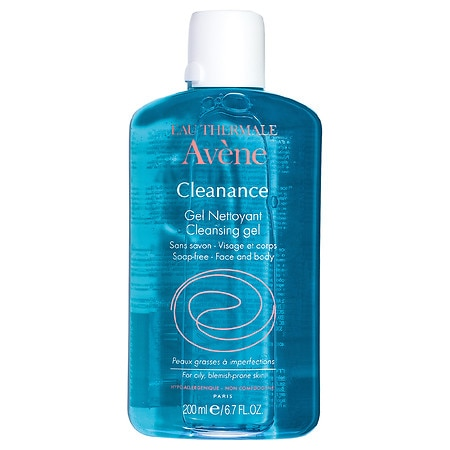 Avene Cleanance Gel Soapless Cleanser - 6.76 oz.