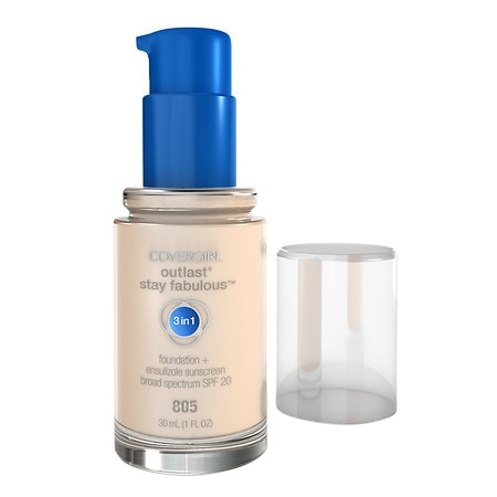 Outlast Stay Fabulous 3-in-1 Foundation + Broad Spectrum SPF 20