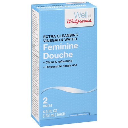 Walgreens Disposable Douches - 4.5 oz. x 2 pack