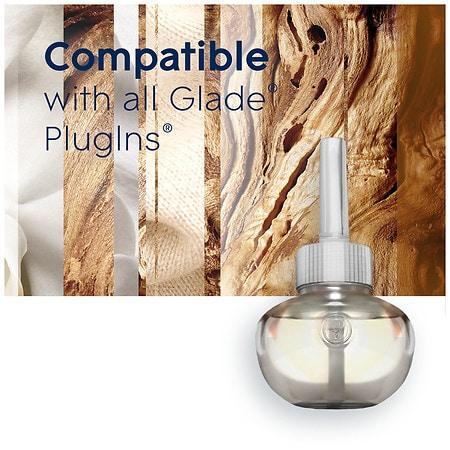 Glade Plugins Scented Oil Refills Sheer Vanilla Embrace Walgreens