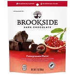 Brookside Dark Chocolate Pomegranate Pomegranate Flavor