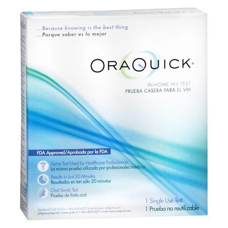 OraQuick In-Home HIV Test - 1 ea