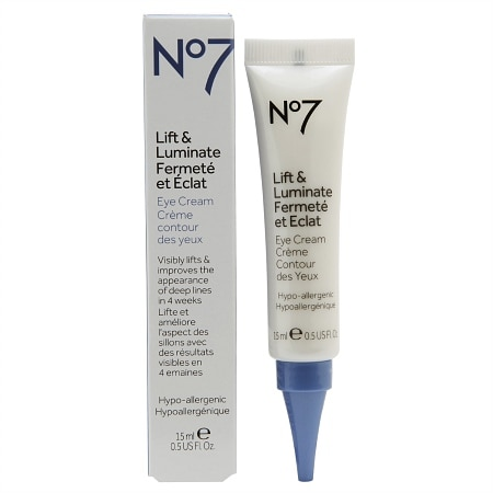 Boots no 7 protect and perfect eye cream reviews