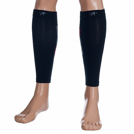 ab7d3faf3f92a0 ADG Calf Sport Compression Running Sleeve Socks Medium Black | Walgreens