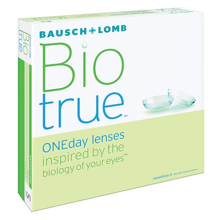 Biotrue ONEday 90 pack - 1 Box
