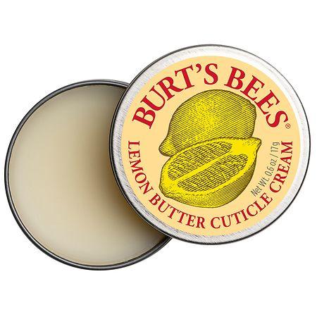 Burt's Bees Lemon Butter Cuticle Creme Lemon - 0.6 oz.