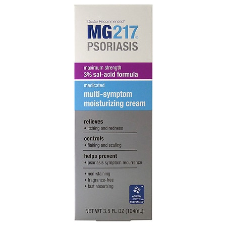MG217 Salicylic Acid Formula Cream - 3.5 fl oz