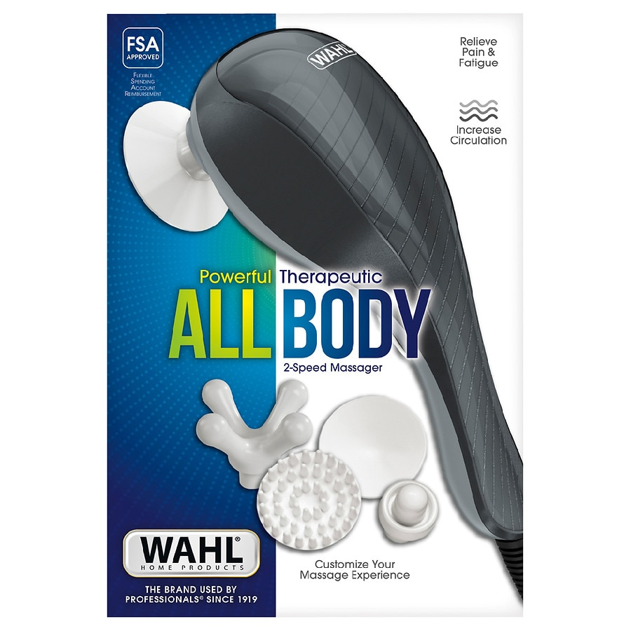 Whal vibrator messager