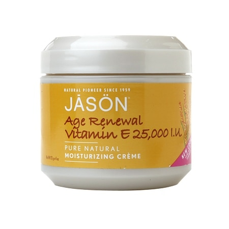 Image of JASON Age Renewal Vitamin E 25,000 IU Moisturizing Creme - 4 oz.