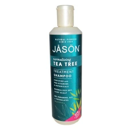JASON Tea Tree Scalp Normalizing Shampoo