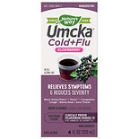 Nature's Way Umcka Elderberry Cold+Flu Syrup Berry