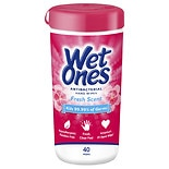 Wet Ones Antibacterial Hand Wipes Fresh