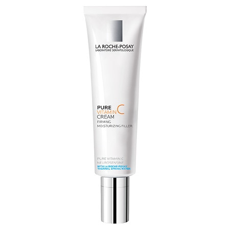 La Roche-Posay Redermic Anti Wrinkle Firming Face Moisturizer with Vitamin C - 1.35 oz.