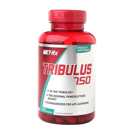 Met-Rx Tribulus 750, Capsules - 90 ea