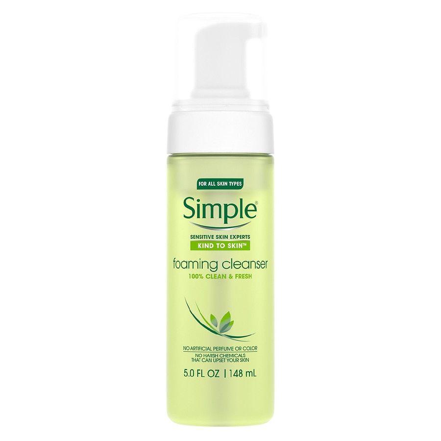 simple facial cleanser walgreens