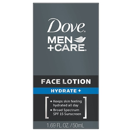 Dove Men+Care Face Lotion Hydrate